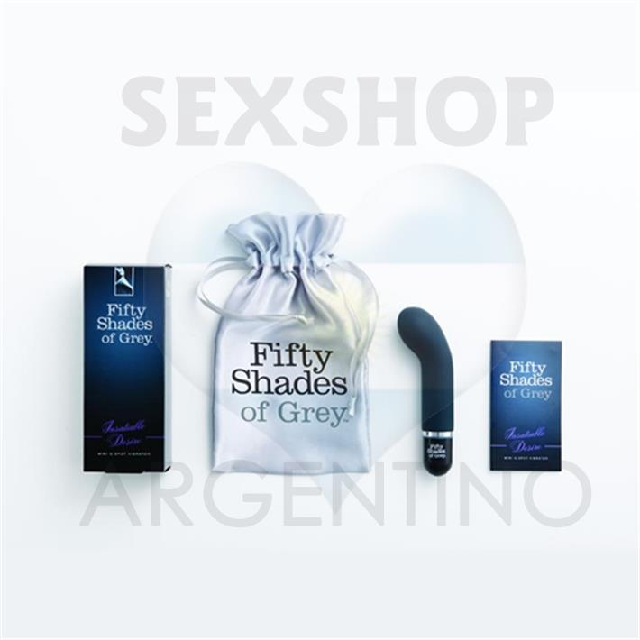 Estimulador de punto G Fifty Shades of Grey