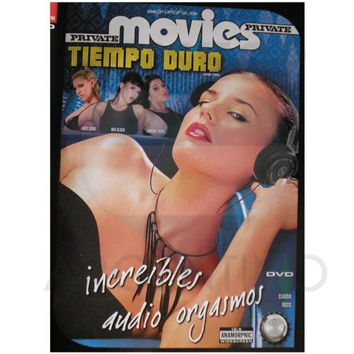 DVD XXX Increibles Audio Orgasmos